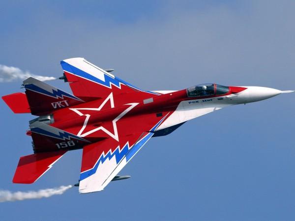 Самолёт МиГ-29