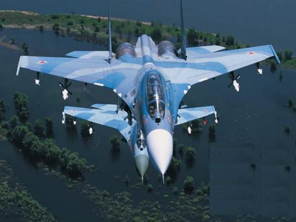 Пара Су-30