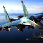 Достойный представитель поколения 4++ истребитель Су 35