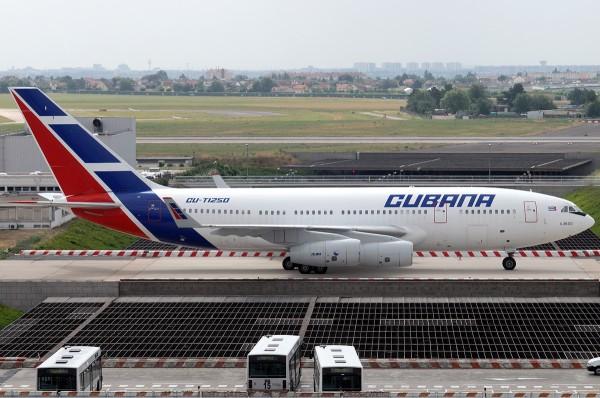 Самолёт Ил 96