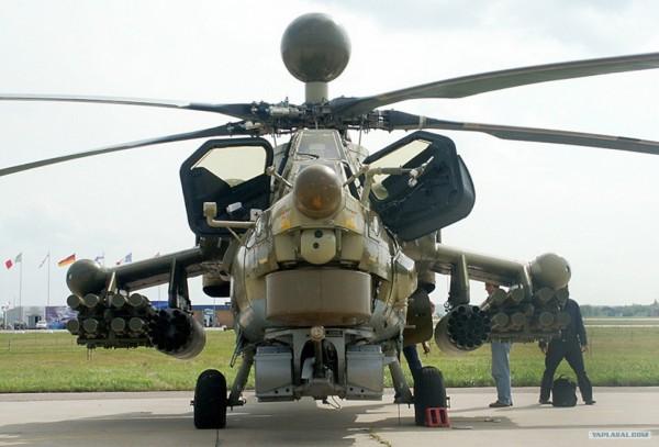 Вертолёт Ми 28Н
