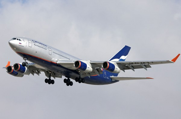 Самолёт Ил 96 300