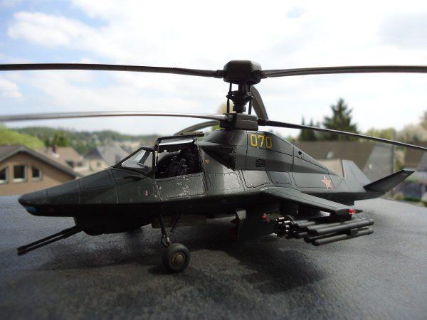 Прототип вертолёта Ка 58