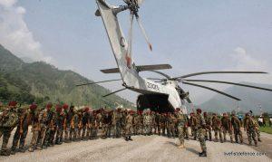 Ми 26 военная транспортировка