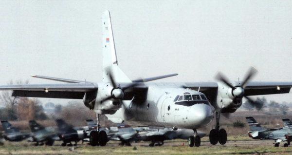 Самолёт Ан-26