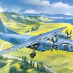 Первый советский турбовинтовой лёгкий транспортник Ан-26