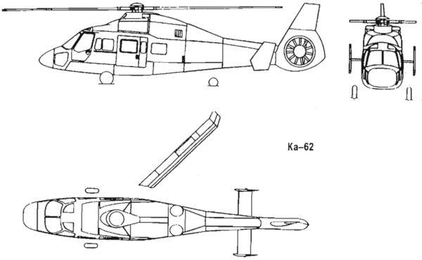 ka-62 — схема