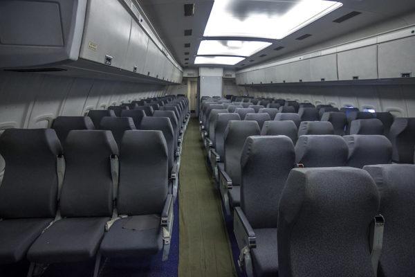 Салон Ил-86
