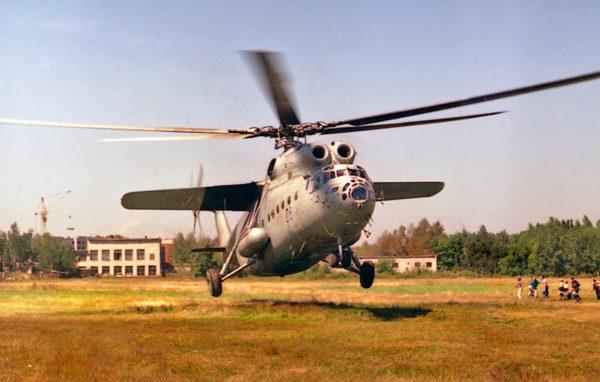 «Воздушный богатырь» Ми-6