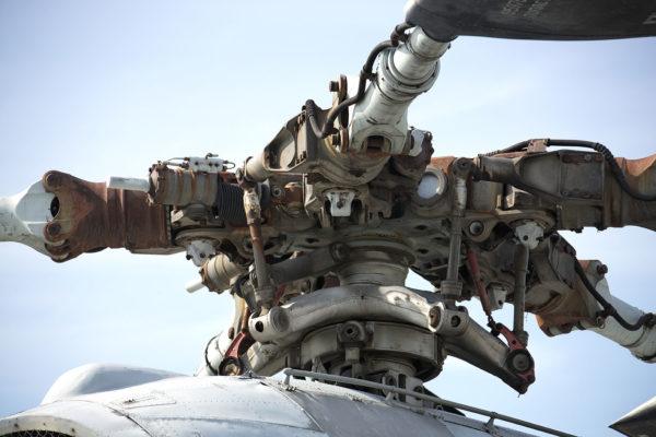 Рулевой винт Ми-6
