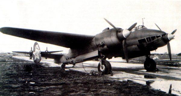 Фоторазведчик Ту-2Р
