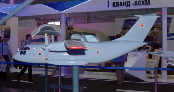 Модель Ил-112В