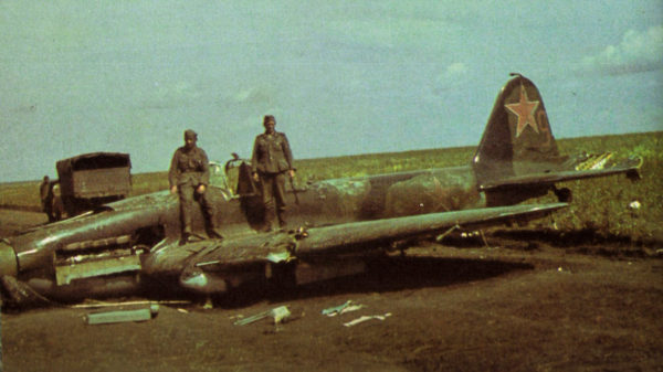 «Летающий танк» Ил-2