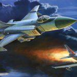 Перехватчик ОКБ Сухого Су-15
