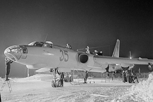 Ту-16, подготовка