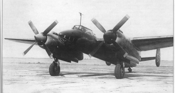 Ту-2 «Летучая мышь»