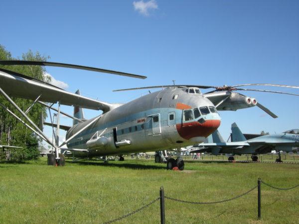 В-12, Монино — Центральный музей ВВС РФ