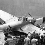 Выставленный в Будапеште на обозрение трофейный советский штурмовик Ил-2