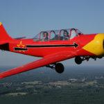 Як-52 – самолёт для новичков и мастеров пилотажа