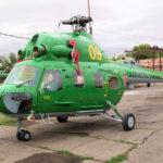 Советский турбовинтовой первенец Ми-2