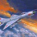 Первый советский сверхзвуковой перехватчик Су-9