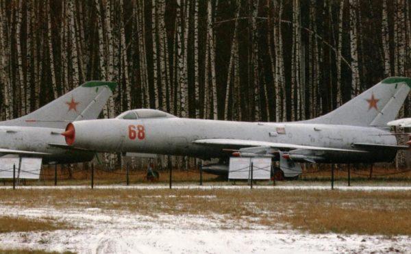 Су-9 в музее ВВС в Монинино
