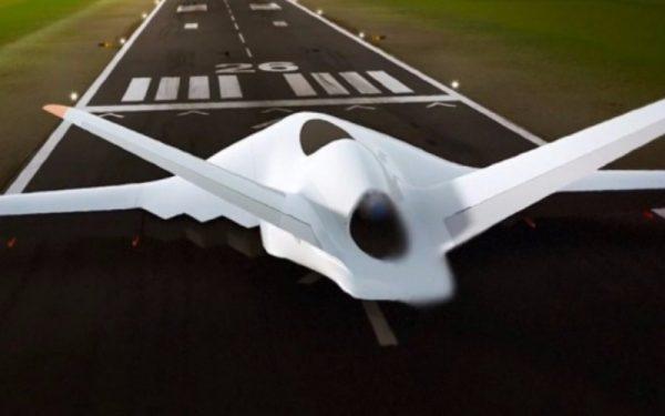 Транспортный самолёт будущего