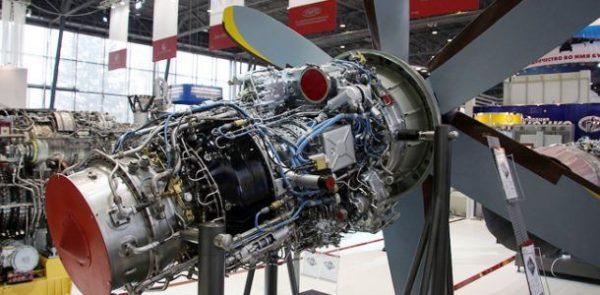 Двигатель ТВ-117СТ