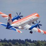 Ил-114 возвращается с новым двигателем