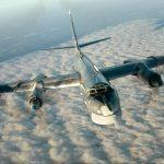 Северное командование ВС США подняло тревогу, обнаружив над нейтральными водами российский ракетоносец Ту-95МС