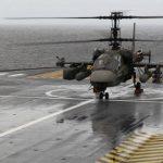 Успешное окончание первого этапа испытаний Ка-52К в морских условиях