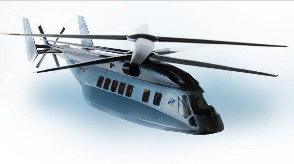 Ка-92 в воздухе