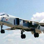 Фронтовые бомбардировщики Су-24М примут активное участие в учениях «Душанбе-Антитеррор-2017»