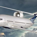 Интересный проект авиалайнера с замкнутой схемой крыла Box Wing Jet
