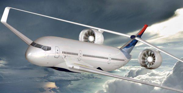 Box Wing Jet