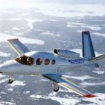 Реактивный малыш Cirrus Vision SF 50 надёжный, безопасный и дешёвый семейный самолёт