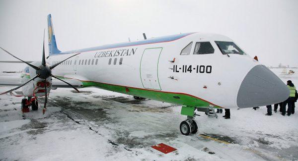 Ил-114