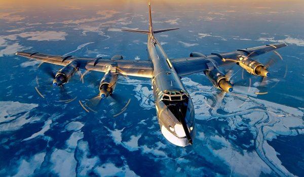 Ту-95 Медведь