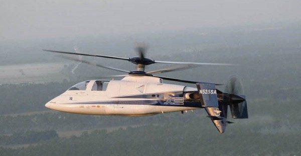 новый скоростной вертолёт