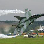 Мужество и хладнокровие — отличительная черта российских пилотов