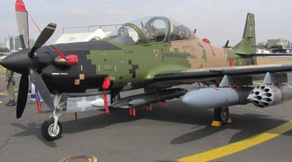 Вооружение А-29