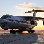 Годовщина полёта первого реактивного транспортника Ил-76