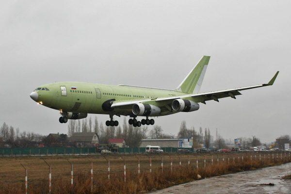 Ил-96 400М